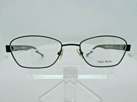VERA WANG V 335 (BK) Black 51 X 17 130 mm Eyeglass Frame - $79.15