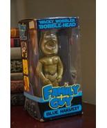 FAMILY GUY BLUE HARVEST BOBBLE HEAD WACKY WOBBLER FUNKO TOY GOLD  LTD. E... - $24.99