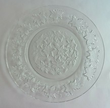 Princess House Fantasia Glass Dinner Plate - $17.99