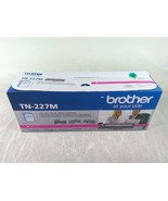 New Brother TN-227M Magenta High Yield Color Toner Cartridge - $89.10