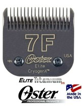 Oster Elite Titanium 7F Blade Fit A5 Turbo,A6,Andis Agc,Smc,Dblc,Wahl Km Clipper - $47.42
