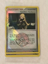 Pokemon TCG Cards 98/111 Volkner's Philosophy 136/147 Cynthia's Guidance... - $17.99