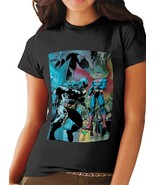 New Infinite Crisis T Shirt Women Black - $15.20+