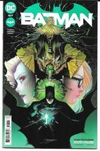 BATMAN #107 CVR A JORGE JIMENEZ  (DC 2021) - $5.74