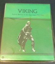 Viking Warfare in the Dark Ages Prestags Series Flat Tray SPI 1975 Punch... - $74.25