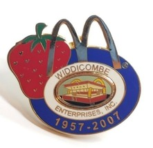 McDonalds Restaurant Collectible Pin 1957-2007 Widdicombe Ent Enamel Str... - $26.00