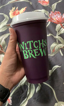 STARBUCKS Reusable Hot Cup with Glow in the Dark Lid - $9.89