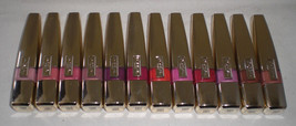 L'OREAL Colour Rich Wet Shine Lip Stain Gloss Color Lot of 2 Choose Your Shade - $7.49
