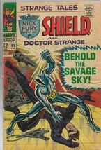 Strange Tales #165 ORIGINAL Vintage 1968 Marvel Comics Dr Strange Nick Fury - $39.59