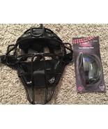 Diamond Baseball/Softball Adult Umpire Face Mask, DFM-43 With New Diamon... - $49.99