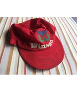 Rare HARTFORD WHALERS Winston Hockey Promotional Hat Cap - $98.89