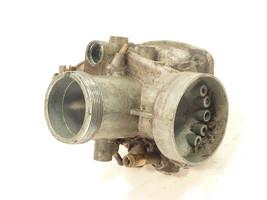 74 Kawasaki S3 Mach II 400 Carburetor Body (Right Or Center) / OEM Mikun... - $99.99
