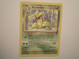 Pokemon Card - Victreebel - (32/130) Base Set 2 Rare ***NM*** - $2.49