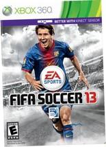 FIFA Soccer 13 (Microsoft Xbox 360, 2012) - $6.02