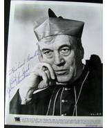 JOHN HUSTON (FILM DIRECTOR) (ORIGINAL AUTOGRAPH PHOTO) CLASSIC FILM DIRE... - $325.00