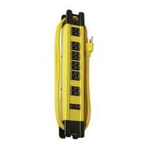 6 outlet metal HD power strip - $38.86