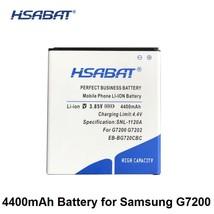 HSABAT 4400mAh EB-BG720CBC Battery for Samsung Galaxy Grand3 G7200 G7202 G7208V  - $18.94