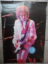 Bob Dylan Live At Budokan 1978 Poster CBS Photo By Joel Bernstein 33*23 ... - $69.50