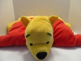 Disney Winnie the Pooh Pillow Pal Plush Folding 20 Inches - $16.82