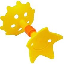 Innobaby Original Teethin Smart EZ Grip Star Teether and Sensory Toy for... - $7.98