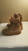 McRae Vibram Military Combat Hot Weather Desert Army Boots ~~ Men 5W ~~ ... - $48.00
