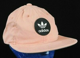 adidas Pink Baseball Cap Hat Snapback Box Ship - $15.99
