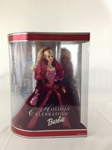 2002 NIB Mattel Holiday Celebration Special Edition Fashion Barbie Doll - $28.04