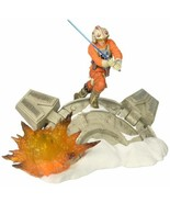 Star Wars The Black Series Centerpiece Statue Luke Skywalker - $24.70