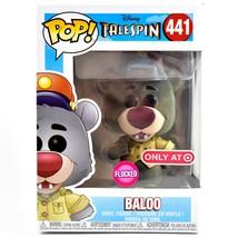 Funko Pop! Disney Talespin Baloo #441 Flocked Target Exclusive Vinyl Figure - $15.83