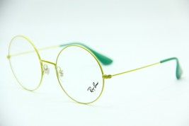 New RAY-BAN Rb 6392 2938 Yellow Eyeglasses Authentic Rx RB6392 53-20 - $57.68