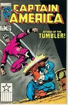 Captain America #291 (1968) - 8.0 VF *To Tame A Tumbler*  - $7.91