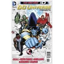 "Dc Universe Presents #0 ""Five All-new Adventures Featuring the Blackhawk... - $5.87"
