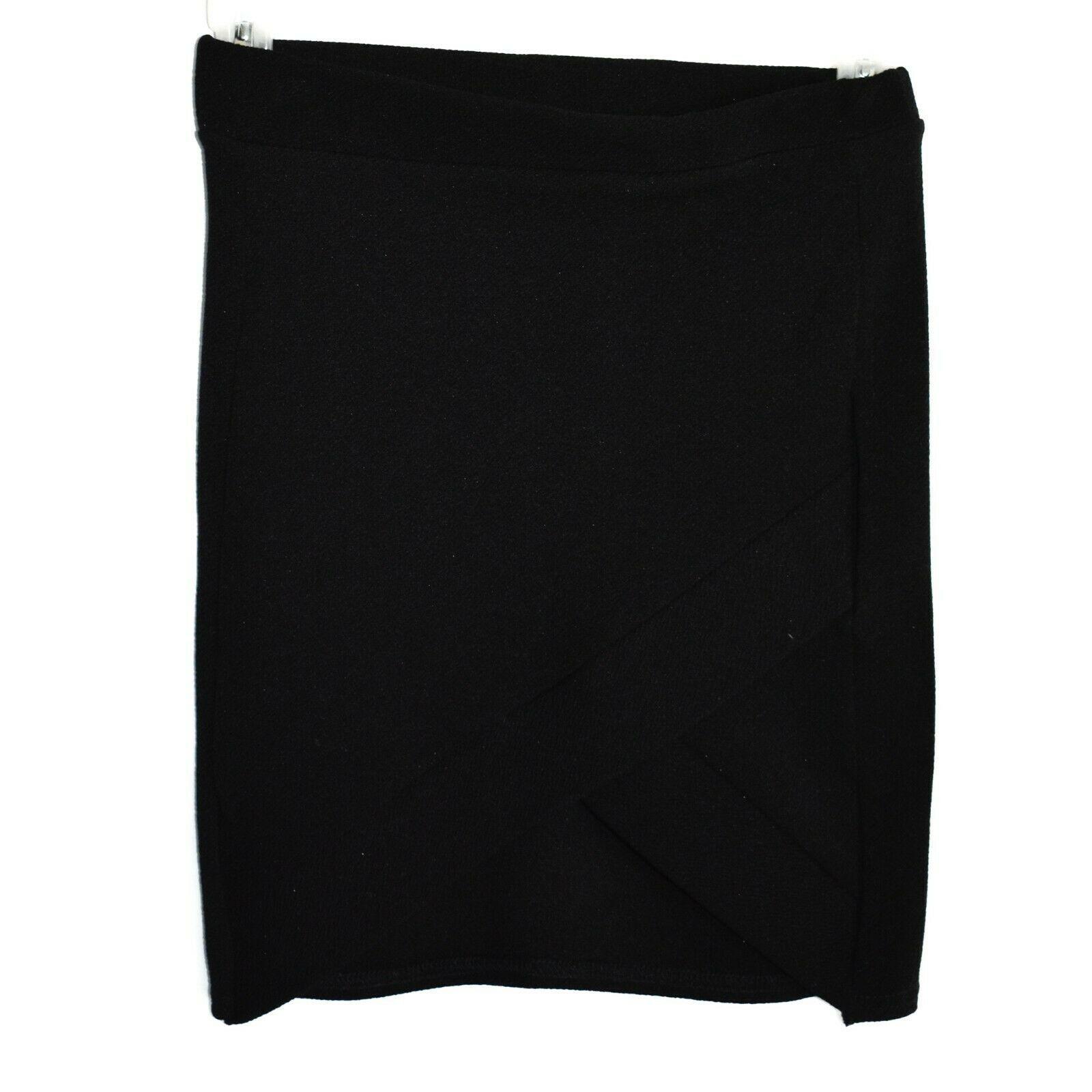 Pretty Little Thing Black Mini Skirt US 4 | UK 8 | EU FR 36 | EU DE 34