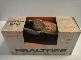 Realtree Xtra Mens Camo / Brown Slippers Size XL 13-14  Memory Foam - $28.01