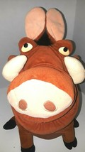 "Disney Licensed 19"" Pumba Plush Doll from the Lion King - $12.19"