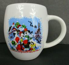 Walt Disney World Mickey's Very Merry Christmas Party 2008 Coffee Mug 25 Years   - $29.69