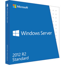 Microsoft Windows Server 2012 R2 Standard Edition - $25.00