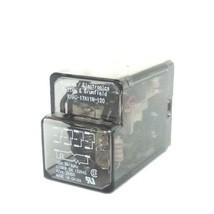 TYCO / POTTER & BRUMFIELD KHAU-17A11N-120 RELAY 120V, 50/60HZ, KHAU17A11N120