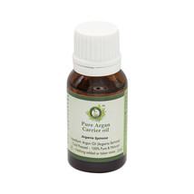 R V Essential Pure Argan Oil Argania Spinosa 100% Natural Cold Pressed F... - $6.97+