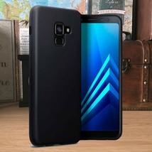 Samsung Galaxy A8 2018  Extreme Element Case Zero-Shock Gel Precision Cut  Black - $12.47