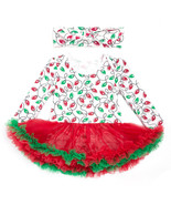 StylesILove Infant Baby Girl Christmas Character Romper Tutu Dress with ... - $18.99+