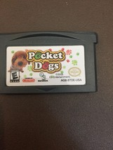 Pocket Dogs (Nintendo Game Boy Advance, 2005) CARTRIDGE ONLY - FREE SHIP... - $4.49