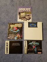 Metroid Fusion (Nintendo Game Boy Advance, GBA, 2002) Complete in Box Authentic - $112.95