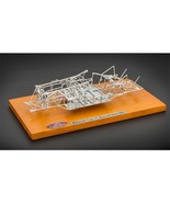 1960 Maserati Tipo 61 Birdcage Spaceframe 1/18 Diecast - £144.98 GBP