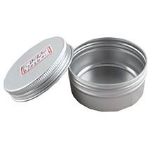 Healthcom 3 oz 15 Packs Round Aluminum Tin Cans... - $28.59