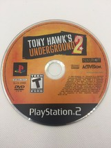 Tony Hawk's Underground 2 (Sony PlayStation 2, 2004) - *Disk Only* Tested! - $22.11