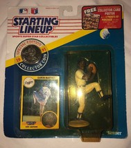 1991 RAMON MARTINEZ Los Angeles Dodgers Rookie * FREE s/h * Starting Lineup - $15.83