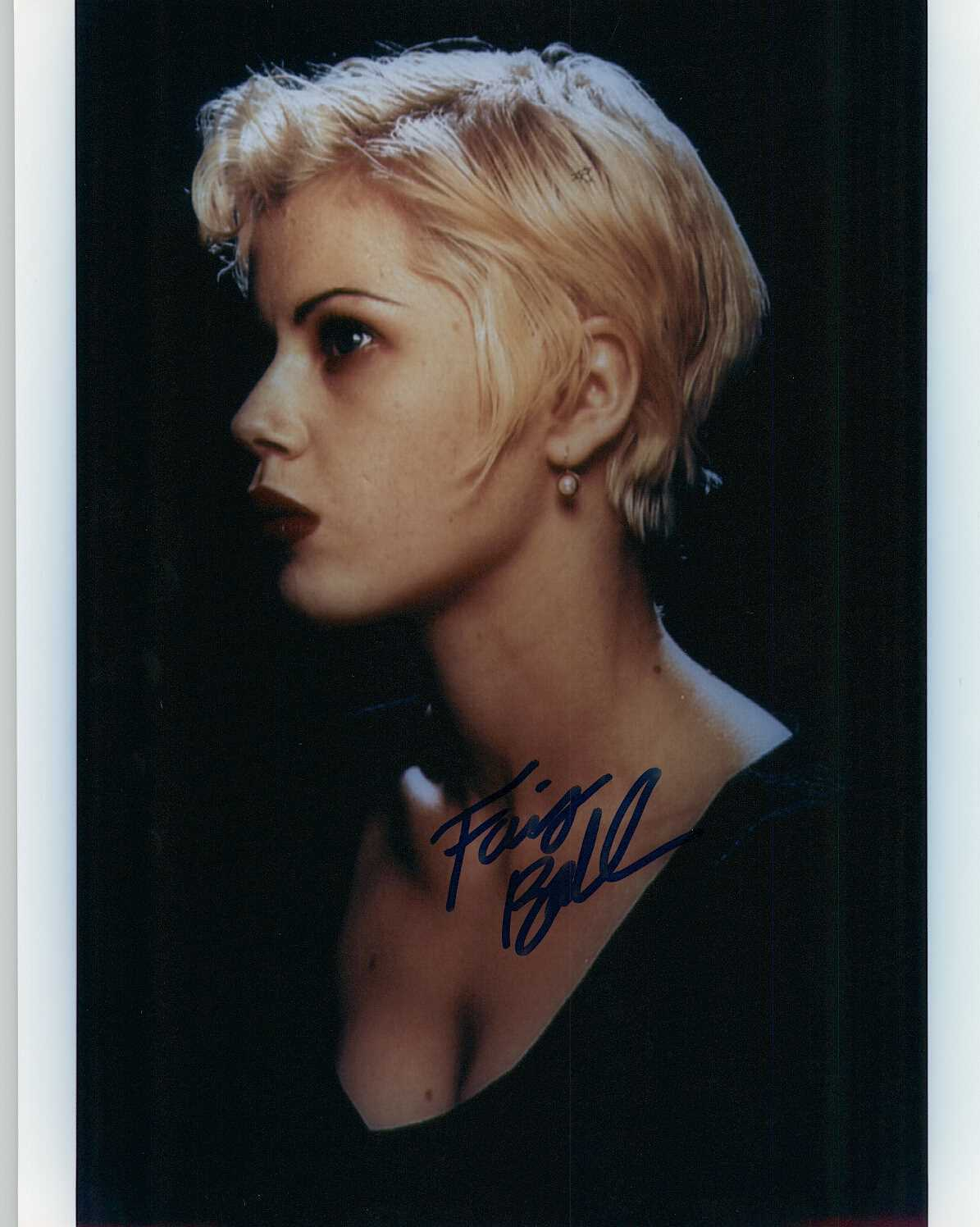 Primary image for Fairuza Balk Signed Autographed Glossy 8x10 Photo