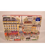Michael Storrings Paris 1000 Piece Puzzle By Galison 2017 Game Jigsaw New  - $27.72
