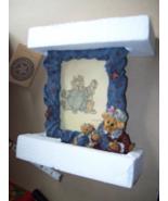 Boyds Bears Folkstone Darby and Jasper Knittin Kittens Frame 27451 Retir... - $11.99